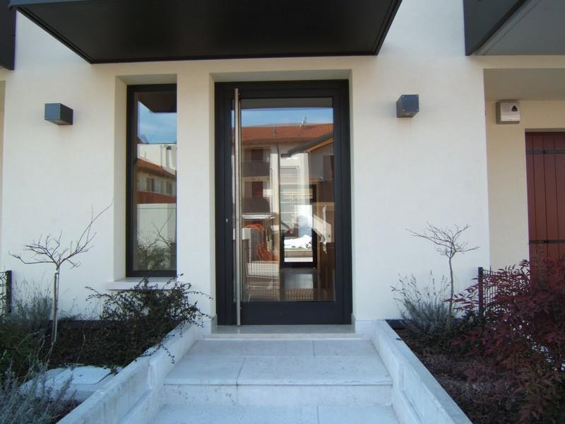 Schiavon domenico e denis s a s serramenti alluminio - Porte ingresso vetro ...